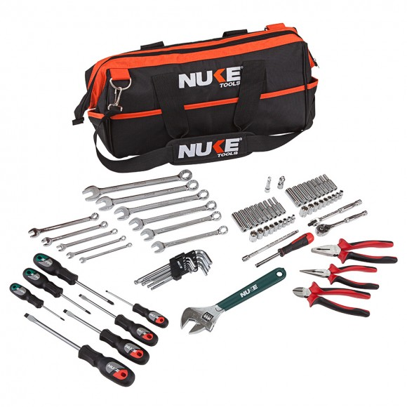 68 PIECE 3/8″ DRIVE IMPERIAL TOOL KIT